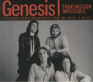 GENESIS - Transmission Impossible
