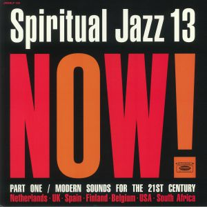 VARIOUS - Spiritual Jazz 13: Now Part 1
