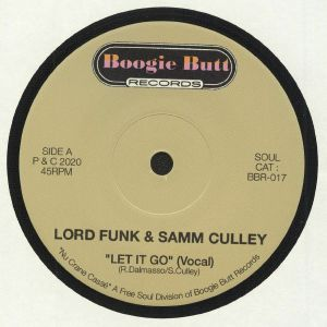LORD FUNK/SAMM CULLEY - Let It Go
