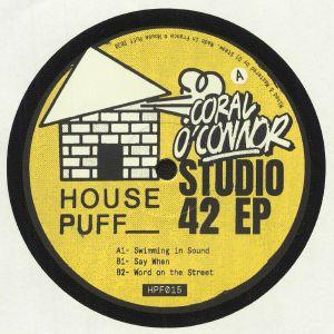 O'CONNOR, Coral - Studio 42 EP