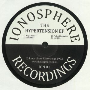 IONOSPHERE - The Hypertension EP (remastered)