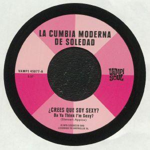 LA CUMBIA MODERNA DE SOLEDAD/MACHUCA CUMBIA - Da Ya Think I'm Sexy?