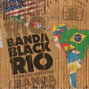 BANDA BLACK RIO - O Som Das Americas