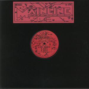 DJ STEVE - Mainline EP