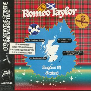 TAYLOR, Romeo - The Kingdom Of Scotland (feat Roy Of The Ravers remix)