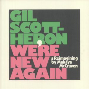 SCOTT HERON, Gil - We're New Again: A Reimagining By Makaya McCraven (LRS Independent Albums Of The Year)