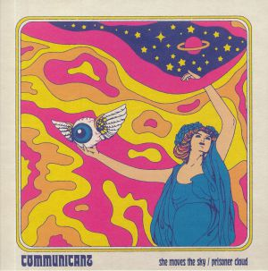 COMMUNICANT - She Moves The Sky