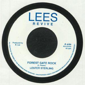 STERLING, Lester/RAVING RAVERS - Forest Gate Rock