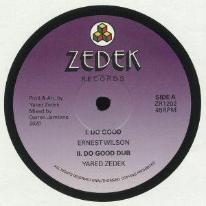 WILSON, Ernest/YARED ZEDEK/HAROLD WOLTERS - Do Good