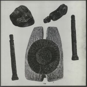 ANATOLIAN WEAPONS/LINJA - Split EP