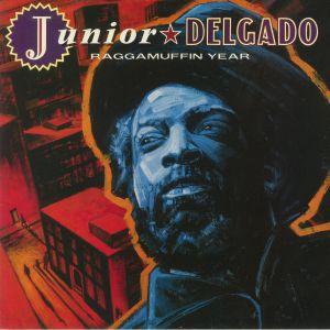 JUNIOR DELGADO - Raggamuffin Year (warehouse find, slight sleeve wear)