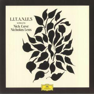CAVE, Nick/NICHOLAS LENS - Litanies