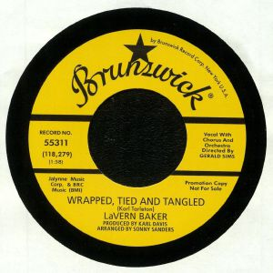 BAKER, Lavern/JACKIE WILSON - Wrapped Tied & Tangled