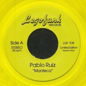 RUIZ, Pablo/DELAY LAMA - Manteca