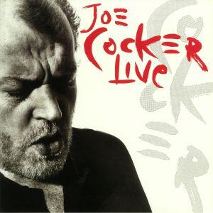 COCKER, Joe - Live