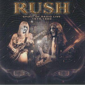RUSH - Spirit Of Radio: Live 1974-1980