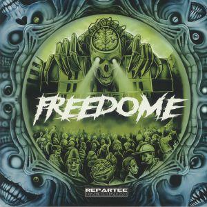 INSANE TEKNOLOGY/BASSDRIVER/PHENOX/FIERO - Freedome EP