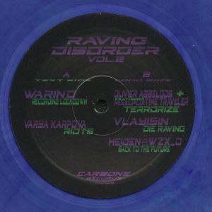 WARIND/VARYA KARPOVA/OLIVER ABBELOOS/TIME TRAVELER/VLAYISIN/HEIDEN & WZX O - Raving Disorder Vol 2