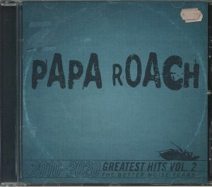PAPA ROACH - 2010-2020 Greatest Hits Vol 2: The Better Noise Years