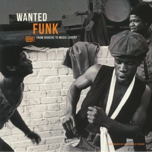 VARIOUS - Wanted Funk (reissue)