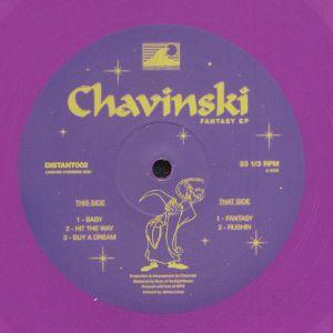 CHAVINSKI - Fantasy EP