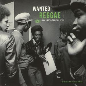 VARIOUS - Wanted Reggae (reissue)