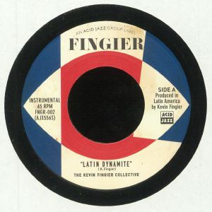 KEVIN FINGIER COLLECTIVE, The - Latin Dynamite