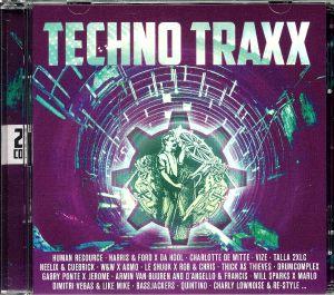 VARIOUS - Techno Traxx 2021