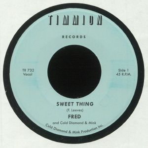 FRED/COLD DIAMOND & MINK - Sweet Thing