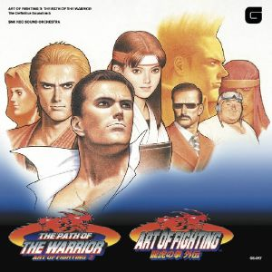 SNK NEO SOUND ORCHESTRA - Art Of Fighting III: Path Of The Warrior (The Definitive Soundtrack) (Soundtrack)