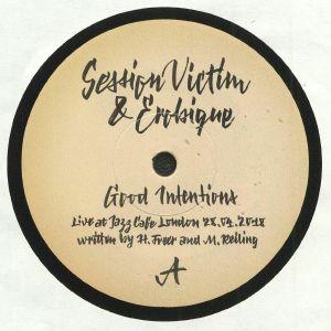 SESSION VICTIM/EROBIQUE - Live