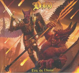 DIO - Evil Or Divine: Live In New York City (reissue)