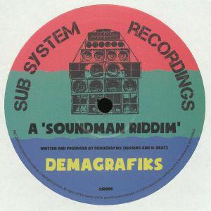DEMAGRAFIKS - Soundman Riddim