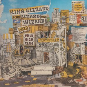 KING GIZZARD & THE LIZARD WIZARD/MILD HIGH CLUB - Sketches Of Brunswick East (reissue)