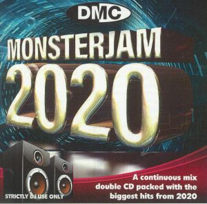 MANN, Keith/VARIOUS - Monsterjam 2020  (Strictly DJ Only)