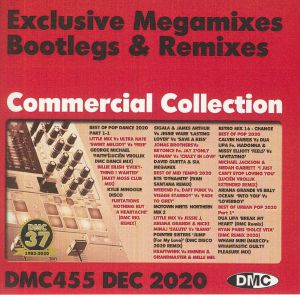 VARIOUS - DMC Commercial Collection December 2020: Exclusive Megamixes Bootlegs & Remixes (Strictly DJ Only)