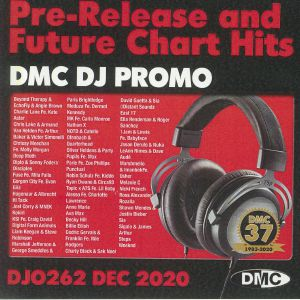 VARIOUS - DMC DJ Promo December 2020: Pre Release & Future Chart Hits (Strictly DJ Only)