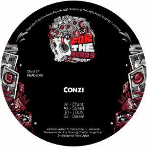 CONZI - Chant EP