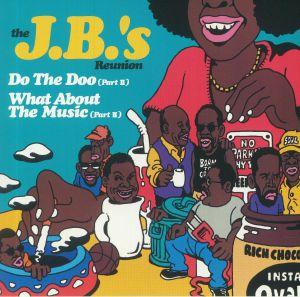 JB'S REUNION, The - Do The Doo (Part II)
