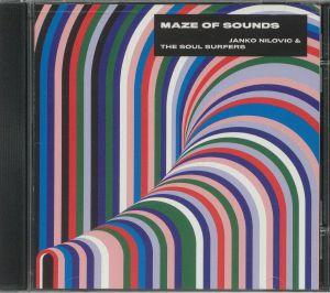 NILOVIC, Janko/THE SOUL SURFERS - Maze Of Sounds