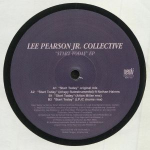 LEE PEARSON JR COLLECTIVE - Start Today EP