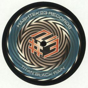 VAN DER WIESE/STIWIE/DISCOUTSIDER/1NC1N - Titan Black Rain