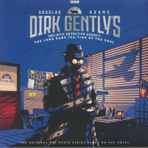 ADAMS, Douglas - Dirk Gently's Holistic Detective Agency: The Long Dark Tea Time Of The Soul