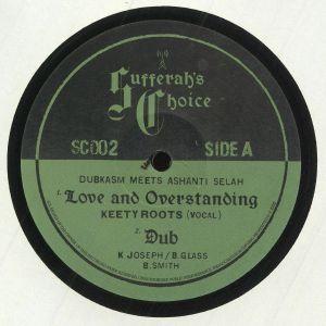 DUBKASM meets ASHANTI SELAH - Love & Overstanding