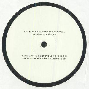A STRANGE WEDDING/DATASAL/84PC/IRO AKA - AVI 001 (feat Khidja remix)