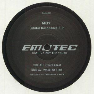 MOY - Orbital Resonance EP