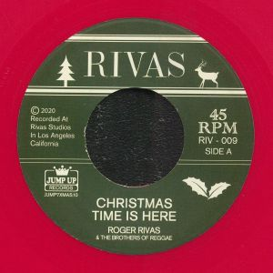 RIVAS, Roger/THE BROTHERS OF REGGAE - Christmas Time Is Here