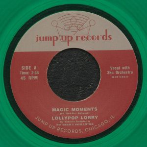 LOLLYPOP LORRY - Magic Moments