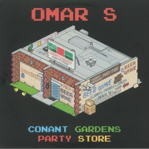 OMAR S - Record Packer Part 2 (Soundtrack)