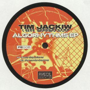 JACKIW, Tim - Algorhythms EP
